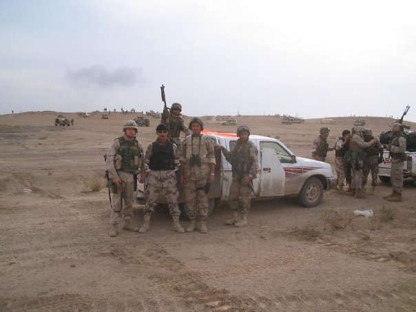 Fallujah Iraq on or about 6 November 2004